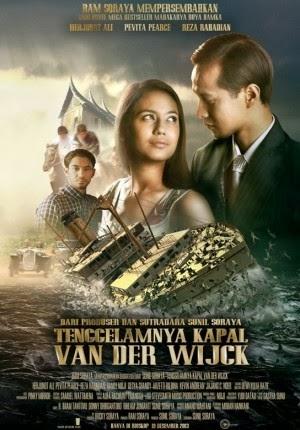film+tenggelamnya+kapal+van+der+wijck Sinopsis, Daftar Pemain dan Lirik Lagu Nidji OST Film 'Tenggelamnya Kapal Van Der Wijck'