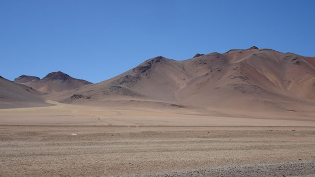 Atacama Desert, ChileIt is so dry here that between October 1903 to January 1918 not a single drop of rain fell on the desert town of Arica which is the longest rainless period ever recorded.