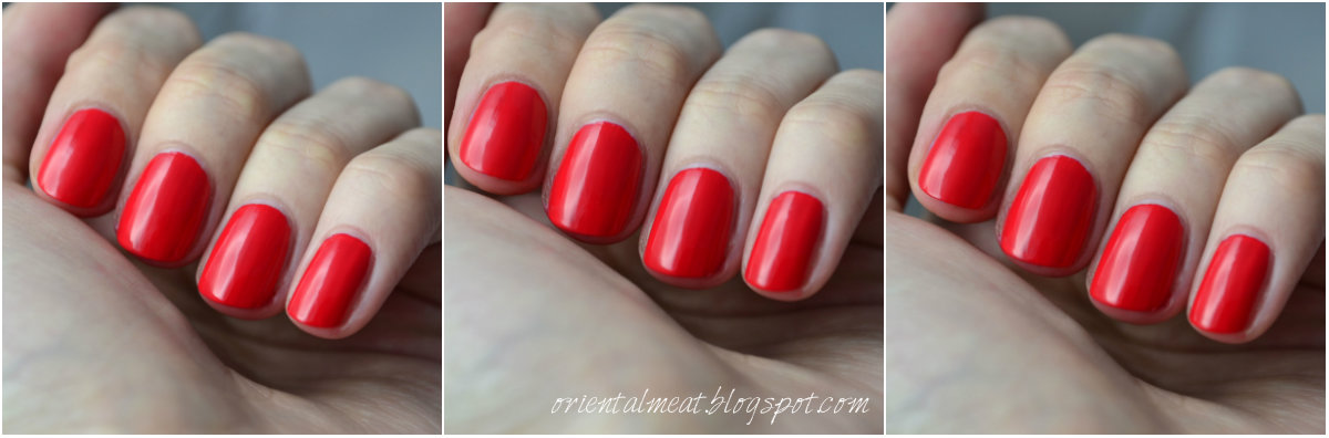 OPI-Red lights ahead...where?