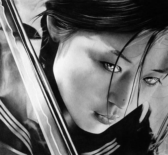 05-Artist-Ken-Lee-aka-KLSADAKO-Hyper-Realistic-Charcoal-Portraits-www-designstack-co