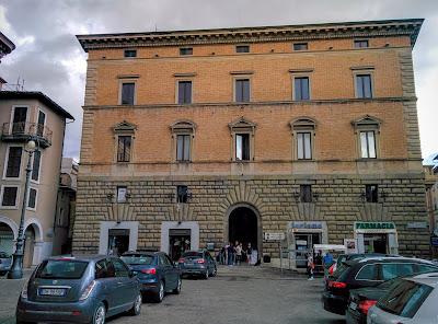 Palazzo Sangallo - Museo dell'Umorismo