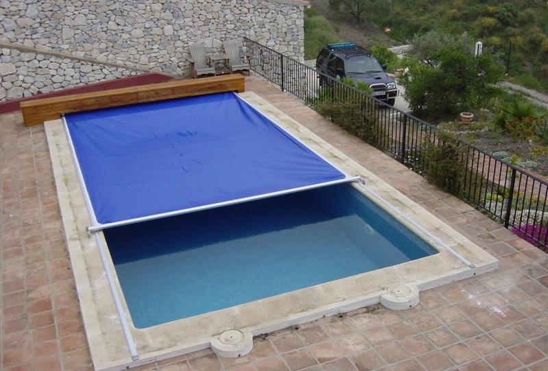 Piscinas prefabricadas zaragoza 976 36 28 47 tehimasl jacuzzi spa limpieza etc - Techo piscina cubierta ...