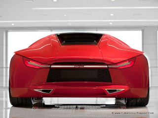 DC Avanti Super Car