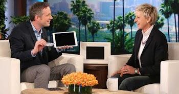 Ο άνθρωπος που δηλώνει ότι είναι Ο Μάγος του iPad! Θα σας αφήσει με το στόμα ανοιχτό!
