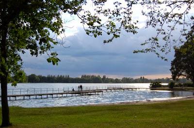 Malownicze Jezioro Klukom