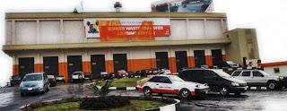 Governor Fashola Unveils Waste Transfer Loading Station In Oshodi Lagos 1