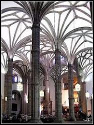 NO PAU.- Interior de la Catedral de Santa Ana. Las Palmas de Gran Canaria.