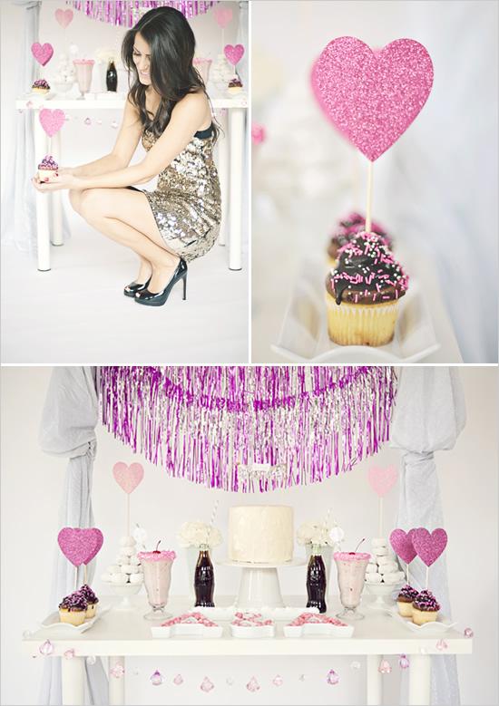 decoracao festa noivado:festa de noivado