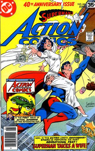 Lois Lane Marrys Superman