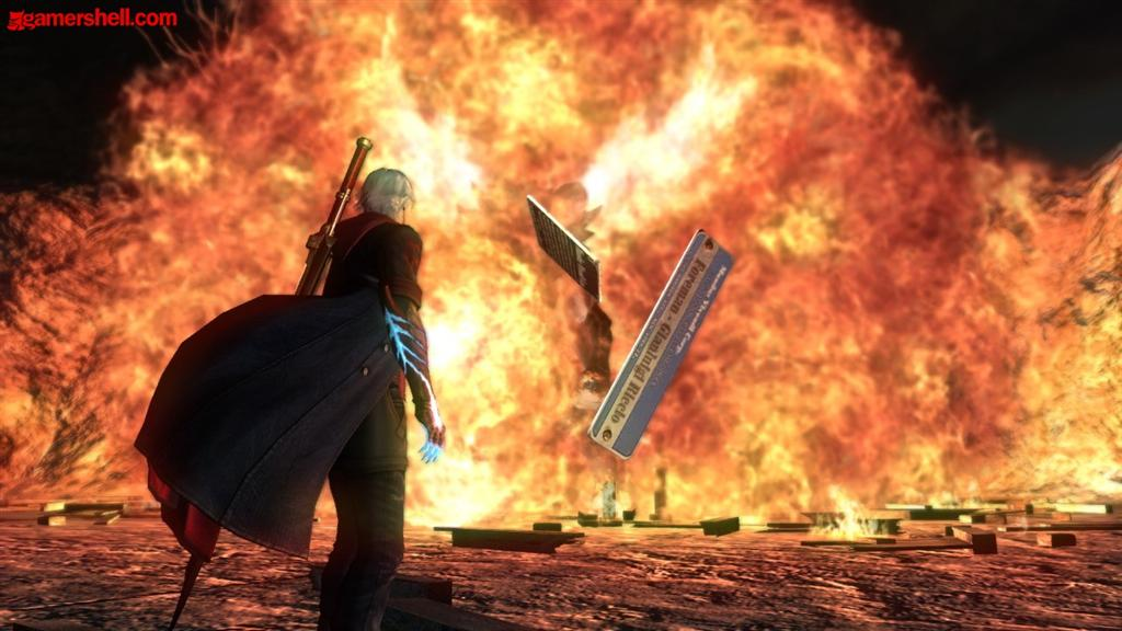 Devil May Cry HD & Widescreen Wallpaper 0.662093609148767