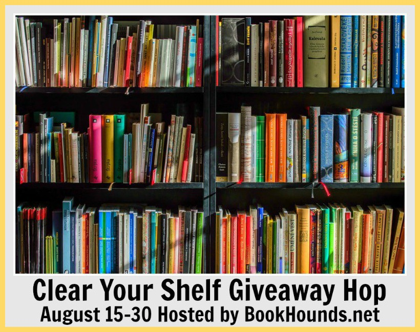 Clear Your Bookshelf Giveaway Hop