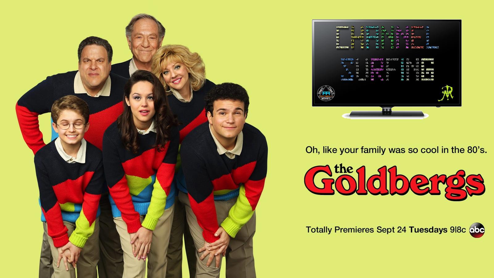 The Goldbergs Season Two News and Rumors