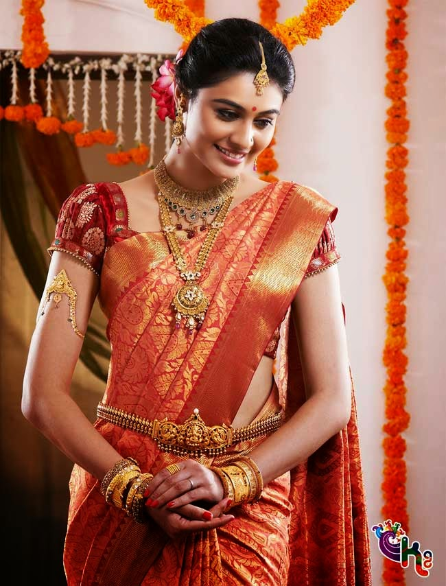 South Indian Bridal Jewellery Set