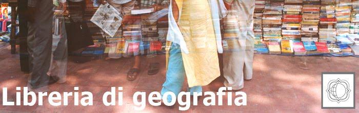 Libreria di geografia
