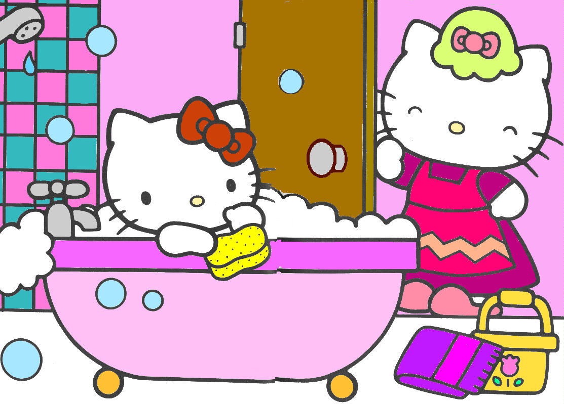All Cliparts Hello Kitty Clipart