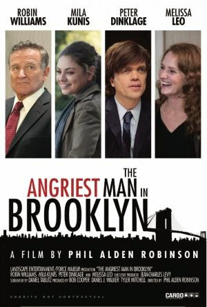 The Angriest Man In Brooklyn (BRRip HD Inglés Subtitulada) (2014)