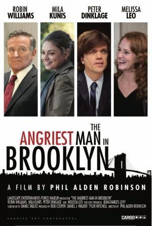 The Angriest Man In Brooklyn (BRRip HD Inglés Subtitulada) (2014)