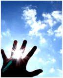 Siempre quise tocar el cielo con las manos sin que el Sol me quemara las alas.