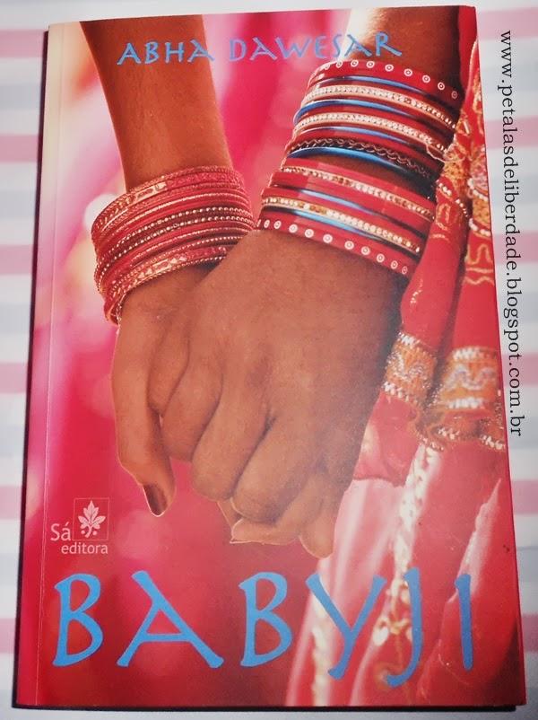 Capa do livro Babyji, Abha Dawesar, Sá Editora, Índia, resenha