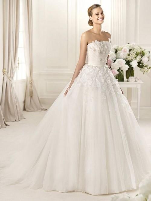 Bride-In-Dream: Inspiration for Elegant Wedding Dresses
