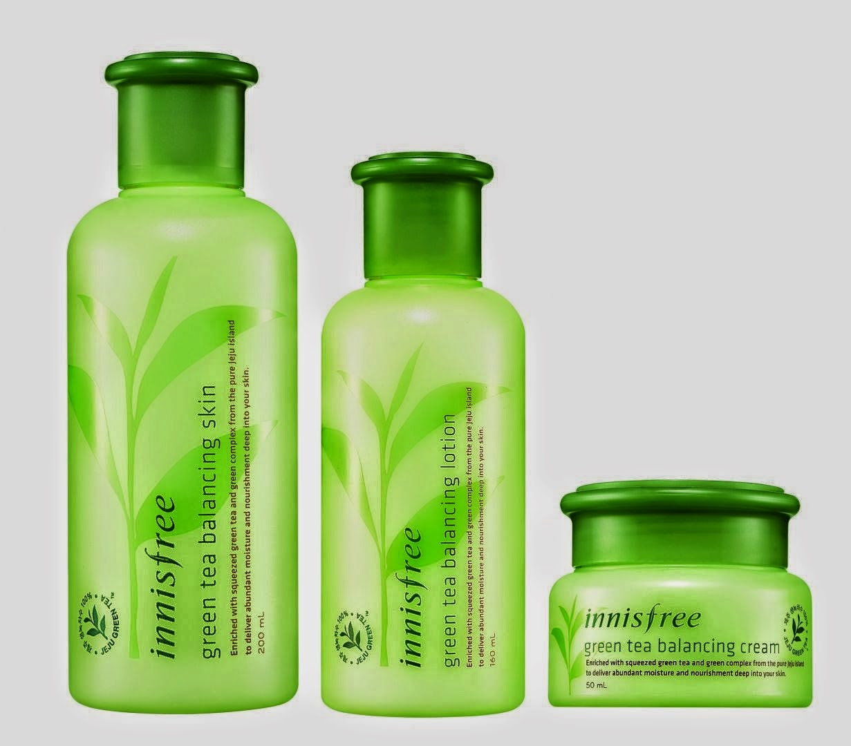 Apple Scents Review Innisfree New Green Tea Line Some Products Balancing Special Kit 4 Items For Combination Skin Type Toner Refiner Lotion Moisturizer Emulsion Cream
