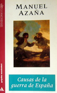Causas de la Guerra en España - Manuel Azaña