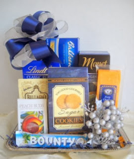 Corporate gift tray