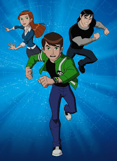 capa Download – Ben 10   Supremacia Alienigena   1ª Temporada Completa – SDTV AVI
