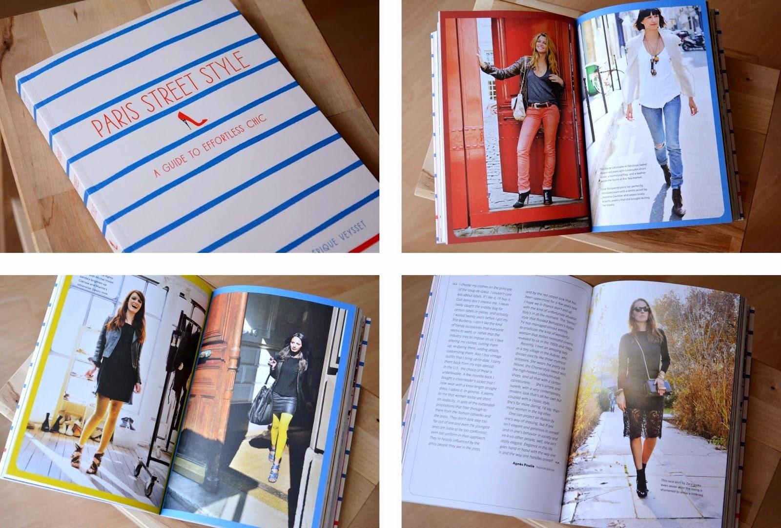 Paris street style, Book about Paris style, Paris Style