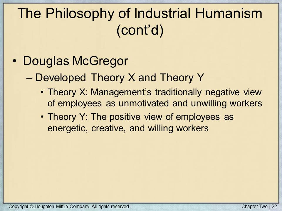 traditional management theories essays