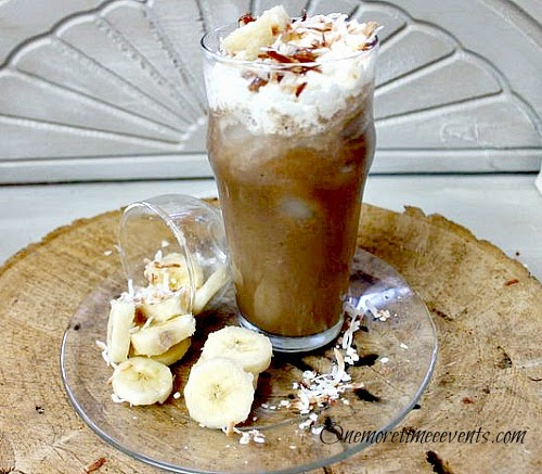 Ice Coffee recipes at One More Time Evens.com