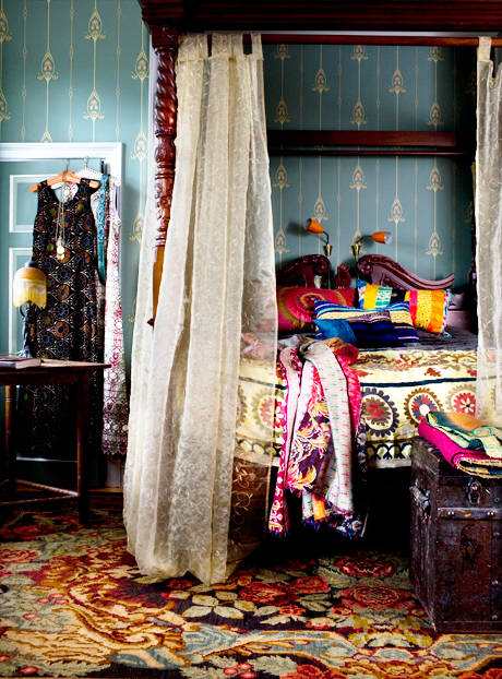 Bungalow 1a: Bohemian Chic Home Decor