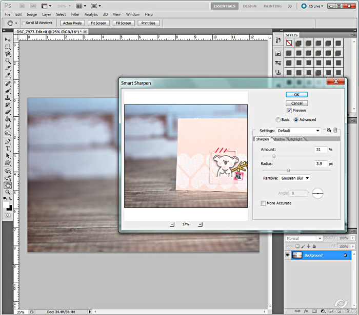 Heather Greenwood | 3 Step Tutorial For A Simple Clean Edit In Adobe Photoshop