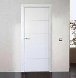 Carpinteros: puertas lacadas