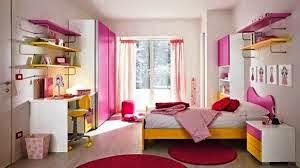 Desain kamar tidur anak perempuan 6