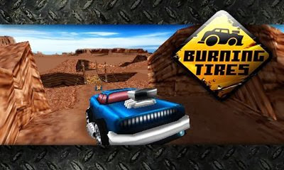 Juego android – Burning tires .apk (PL) (Carros)
