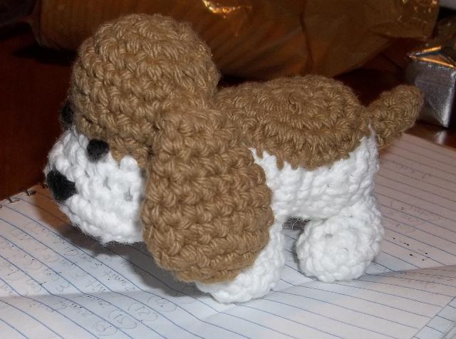 Sheep of Delight: Free amigurumi crochet pattern: Hound ...