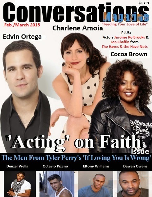 Conversations Magazine Feb./March 2015 Issue
