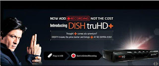 Shahrukh Khan in Dish TV Ads New Photo Shoot