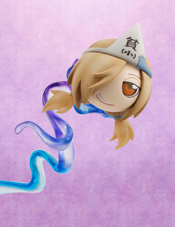 Binbougami ga!: Ichiko Sakura & Momiji (Hitodama Form) 1/8