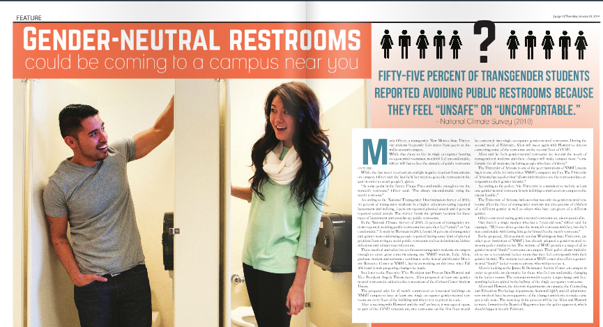 Planetransgender Why Is New Mexico State University Using The Trans Bathroom Meme To Advocate