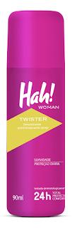 desodorante unissex Hoh! e Hah!