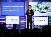 Bosch transforma orasele in orase inteligente