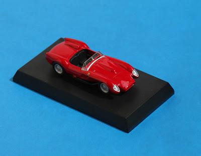 Ferrari 250 Testa Rossa 1957 Kyosho 1 64 All3dd 733