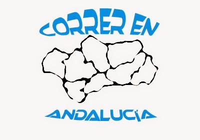 """WEB """"CORRER EN ANDALUCÍA"""""""