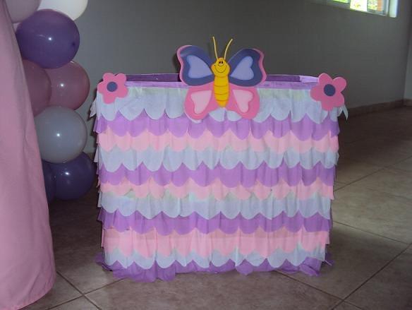 Decoración caja de regalos baby shower niño - Imagui