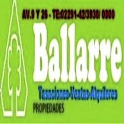 BALLARRE  INMOBILIARIA