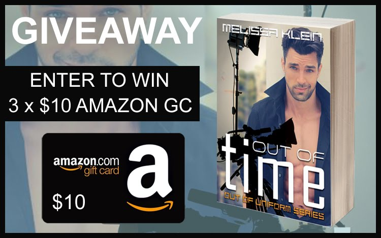Out of Time Release Day Blitz