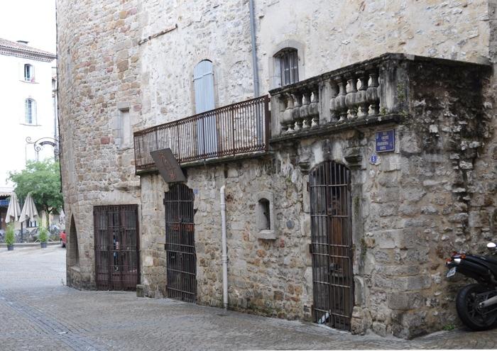 Rue des Vans
