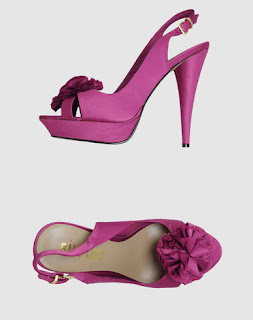 Zapato fuxia de BIbi Lou